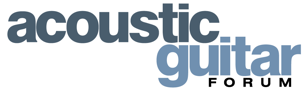 Acoustic Guitar Forum Logo